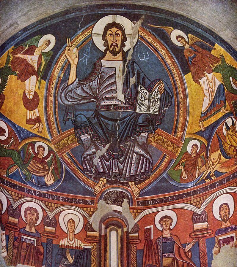 ボイ渓谷のカタルーニャ風ロマネスク様式教会群の画像5