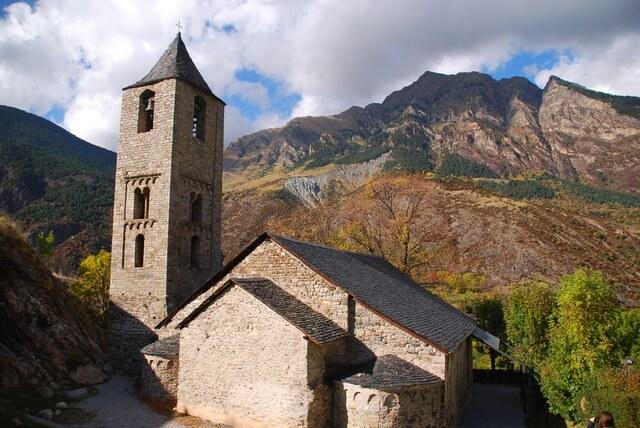 ボイ渓谷のカタルーニャ風ロマネスク様式教会群の画像1