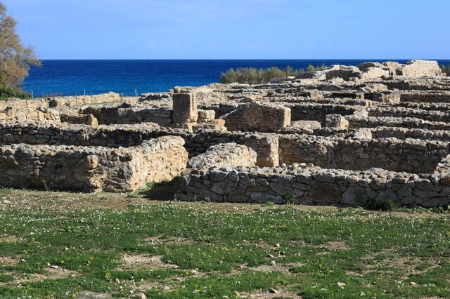 ケルクアンの古代カルタゴの町とその墓地遺跡の画像2