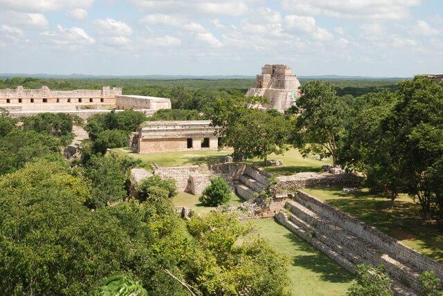 古代都市ウシュマルの画像5