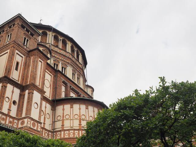 ミラノのサンタ・マリア・デッレ・グラツィエ教会とレオナルド・ダ・ヴィンチの「最後の晩餐」の画像4