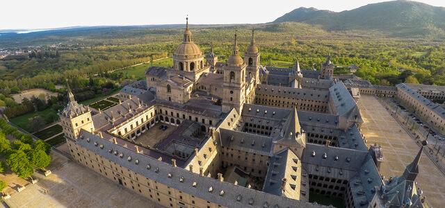 マドリードのエル・エスコリアル修道院とその遺跡の画像2