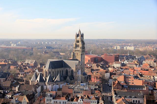 ブリュージュ歴史地区の画像1