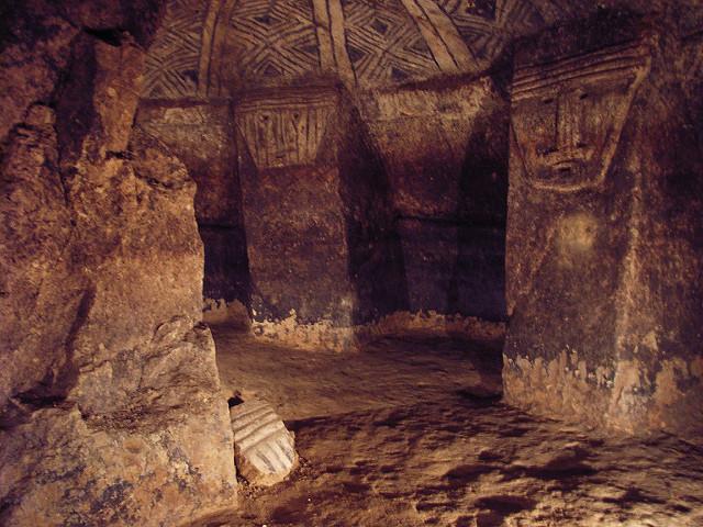 ティエラデントロの国立遺跡公園の画像1