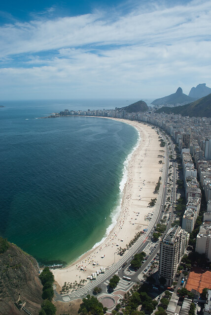 リオデジャネイロ:山と海の間のカリオカの景観の画像5