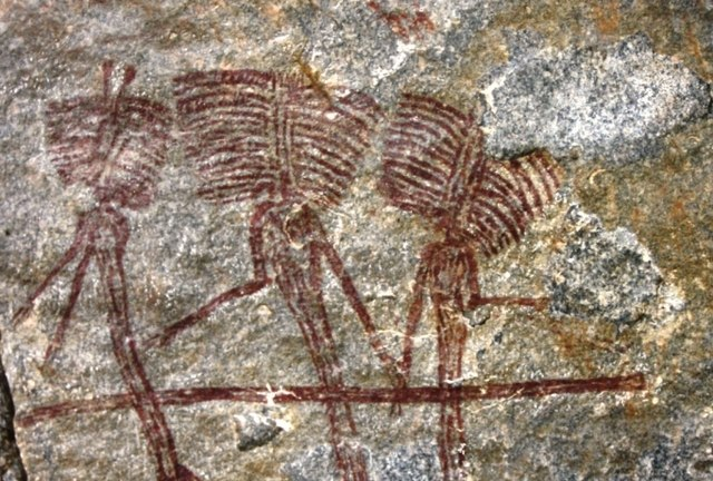 コンドアの岩絵遺跡群の画像1