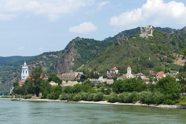 ヴァッハウ渓谷の文化的景観
