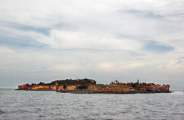 ゴレ島の画像1