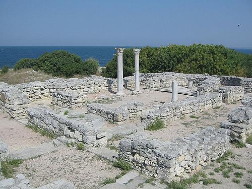 古代都市「タウリカのヘルソネソス」とそのホーラの画像2