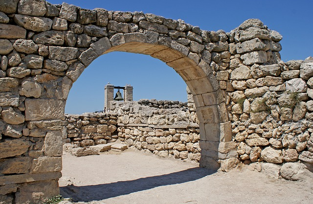 古代都市「タウリカのヘルソネソス」とそのホーラの画像1
