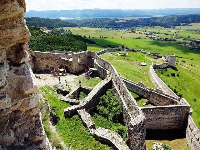 レヴォチャ歴史地区、スピシュス...
