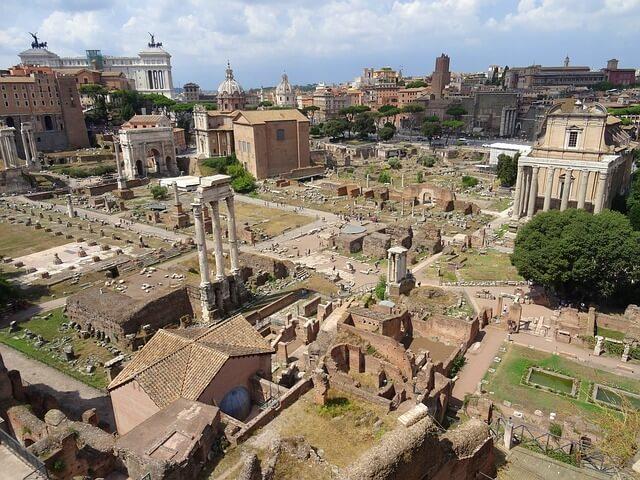 ローマ歴史地区、教皇領とサン・パオロ・フオーリ・レ・ムーラ大聖堂の画像4