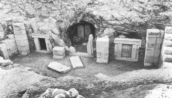 ベート・シェアリムの墓地遺跡:ユダヤ再興を示すランドマークの画像1