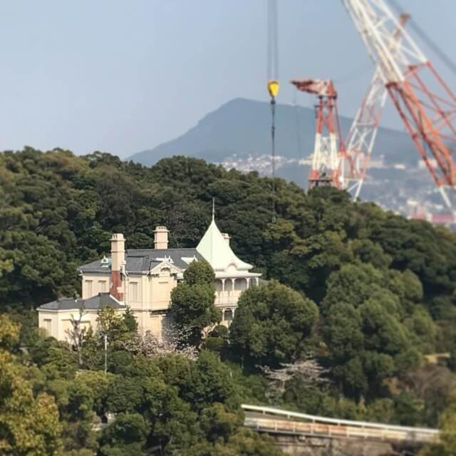 三菱長崎造船所:占勝閣の画像1