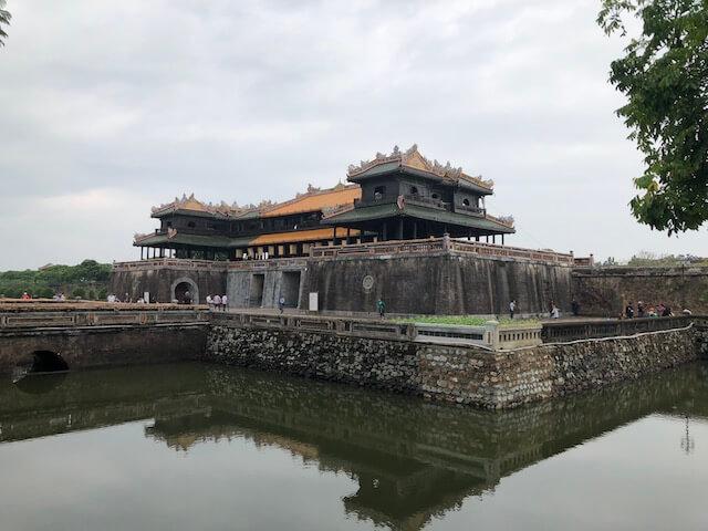 フエの歴史的建造物群の画像1