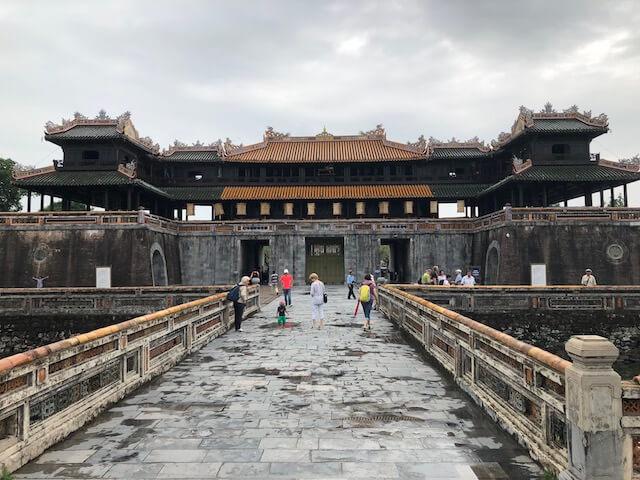 フエの歴史的建造物群の画像3