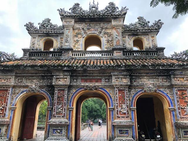 フエの歴史的建造物群の画像5