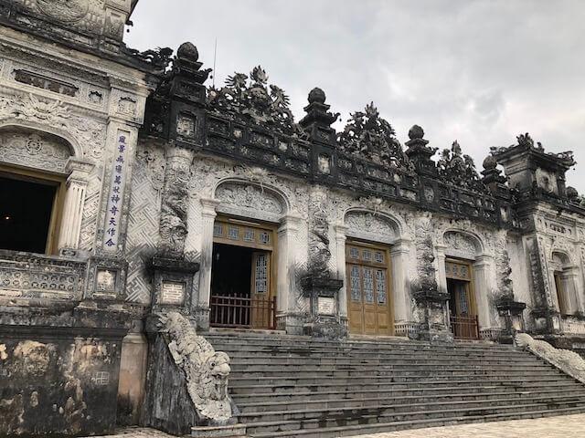 フエの歴史的建造物群の画像14