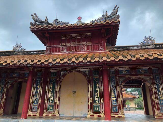 フエの歴史的建造物群の画像19