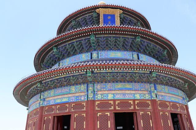 天壇:北京の皇帝祭壇の画像3