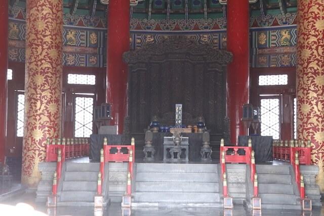 天壇:北京の皇帝祭壇の画像4