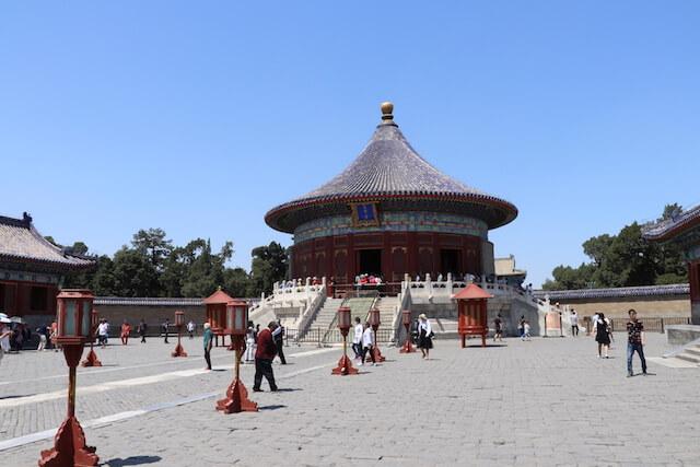 天壇:北京の皇帝祭壇の画像6