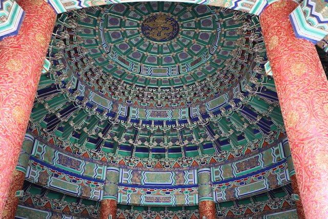 天壇:北京の皇帝祭壇の画像7