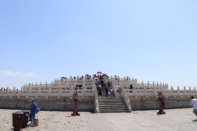 天壇:北京の皇帝祭壇の画像8