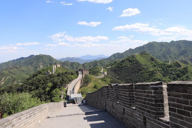 万里の長城の画像24