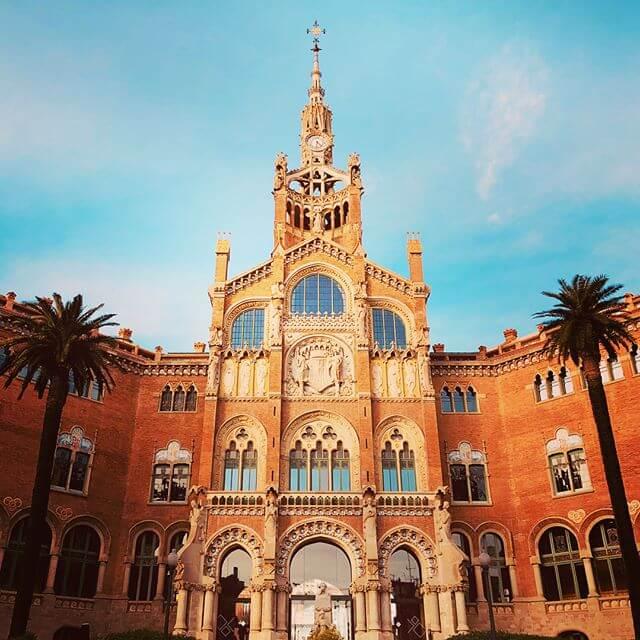 バルセロナのカタルーニャ音楽堂とサン・パウ病院の画像19
