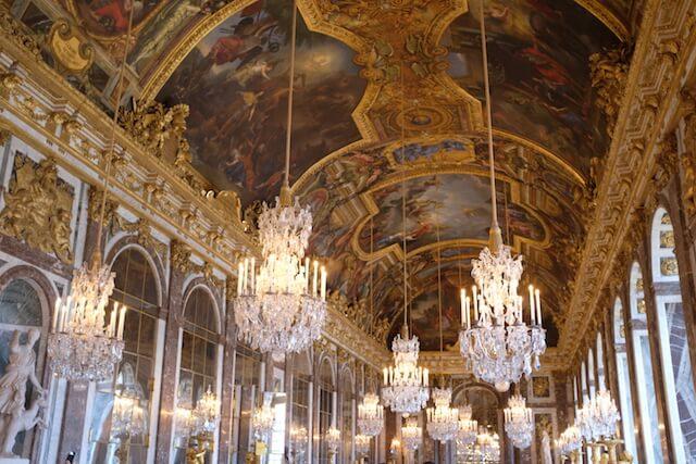 ヴェルサイユ宮殿と庭園の画像2