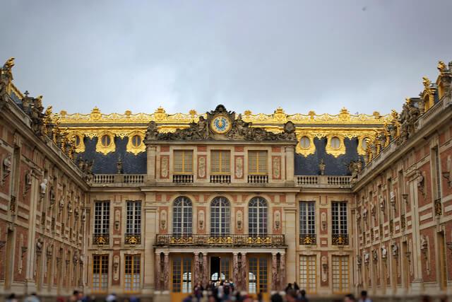 ヴェルサイユ宮殿と庭園の画像1