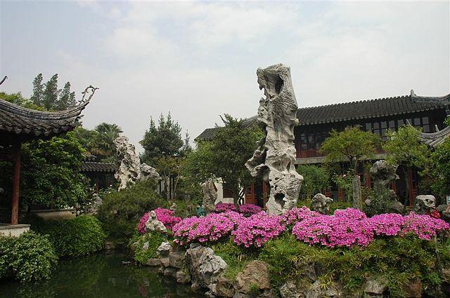 蘇州古典園林の画像29