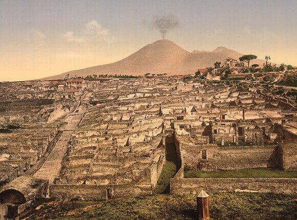 ポンペイ、エルコラーノ、トッレ・アヌンツィアータの考古地域の画像5