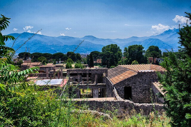 ポンペイ、エルコラーノ、トッレ・アヌンツィアータの考古地域の画像6