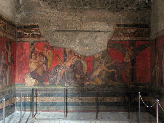 ポンペイ、エルコラーノ、トッレ・アヌンツィアータの考古地域の画像7
