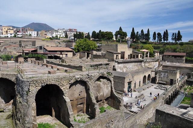 ポンペイ、エルコラーノ、トッレ・アヌンツィアータの考古地域の画像8
