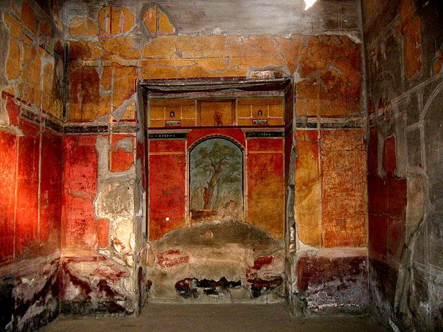 ポンペイ、エルコラーノ、トッレ・アヌンツィアータの考古地域の画像13