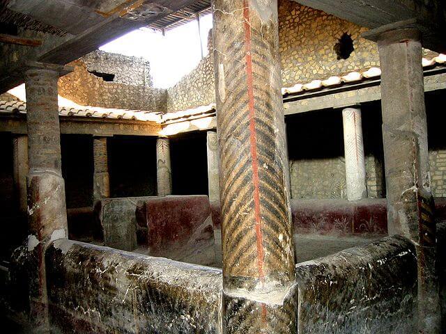 ポンペイ、エルコラーノ、トッレ・アヌンツィアータの考古地域の画像14