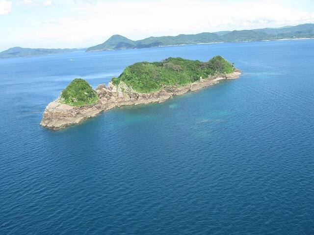 平戸の聖地と集落(中江ノ島)の画像1