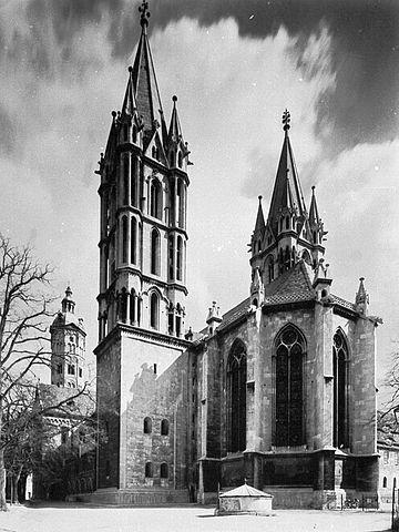 ナウムブルク大聖堂の画像1
