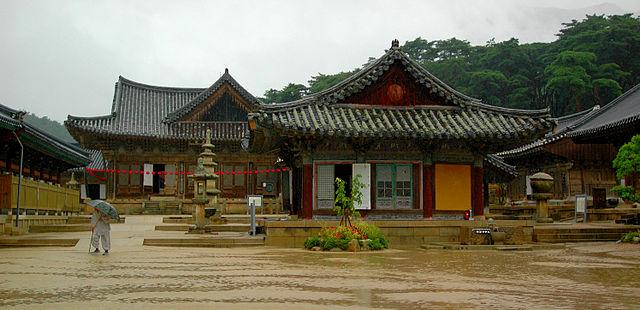 山寺(サンサ)、韓国の仏教山岳僧院の画像9