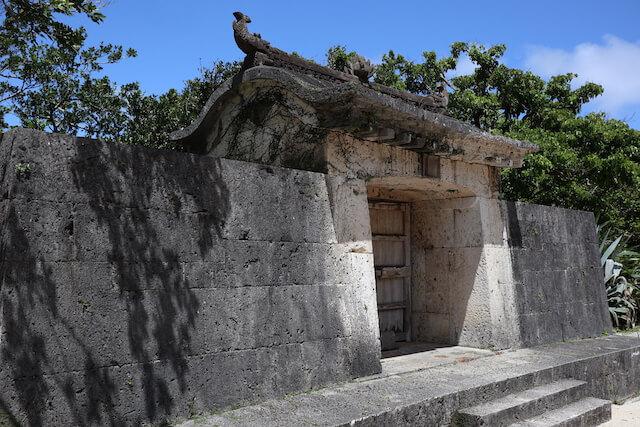 園比屋武御嶽石門の画像4