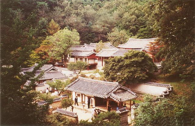 書院 - 韓国の新儒学教育機関群の画像1