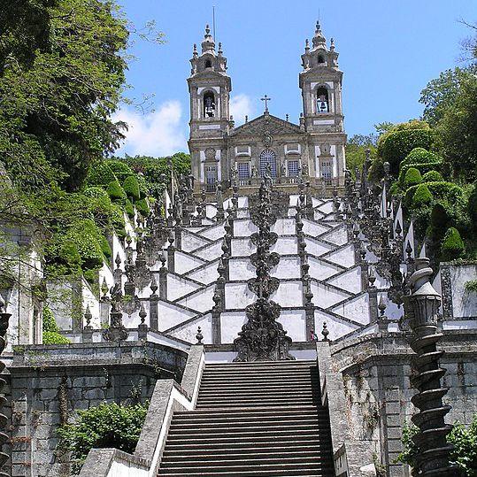 ブラガのボン・ジェズス・ド・モンテ聖域の画像1