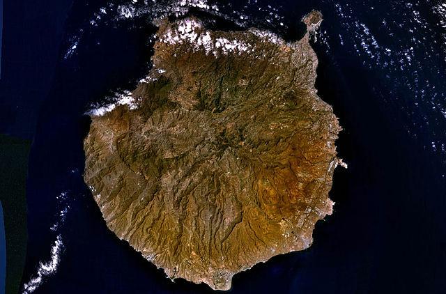 リスコ・カイドとグラン・カナリア島の聖なる山々の文化的景観 の画像1