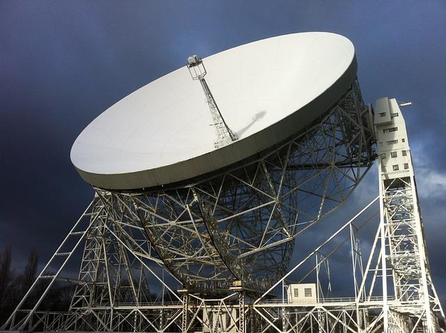 ジョドレルバンク天文台の画像1