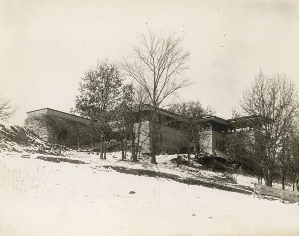 フランク・ロイド・ライトの20世紀建築作品群の画像9