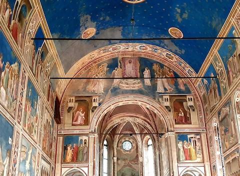 パドヴァの14世紀フレスコ画作品群の画像1